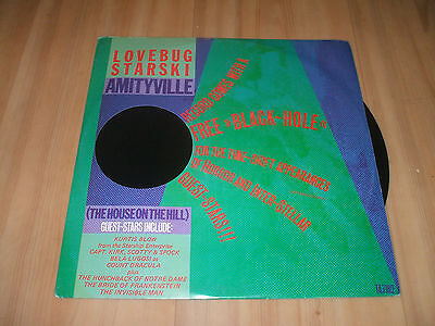 "Lovebug Starski -  Amityville [The House On The Hill]   (Epic 12"")"