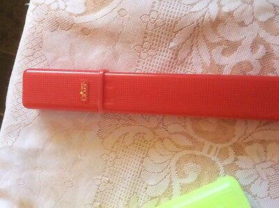 Red Needle Caddy    * Used *