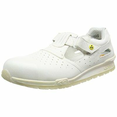 """Cofra 78770-000.W47 Size 47 S1 ESD SRC """"Lucius"""" Safety Shoes - White"""