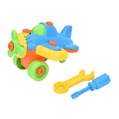Cute Christmas Gift Kid Child Baby Boy Disassembly Assembly Classic Car Toy Hot!