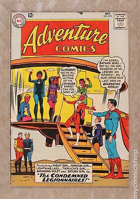 Adventure Comics (1st Series) #313 1963 VG 4.0