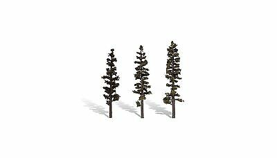 """Woodland Scenics Standing Timber 6""""-7"""" 3 pack TR3562"""