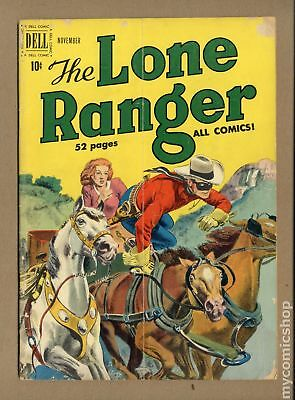 Lone Ranger (Dell) #29 1950 GD 2.0 Low Grade