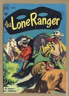 Lone Ranger (Dell) #31 1951 GD/VG 3.0