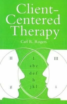 Client Centred Therapy (New Ed) by Carl Rogers 9781841198408 (Paperback, 2003)