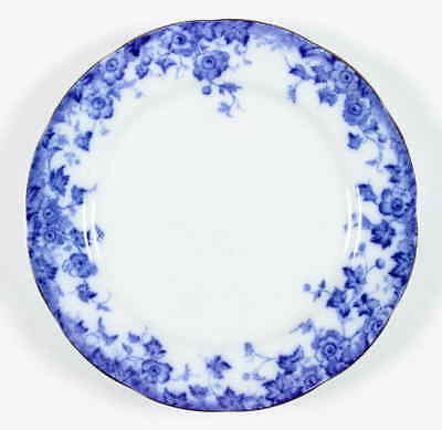 Burgess & Leigh VERMONT (FLOW BLUE) Dinner Plate 1225308