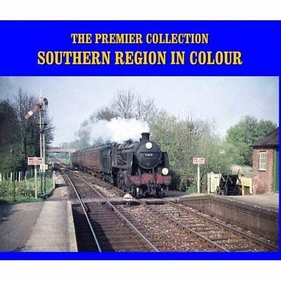 The Premier Collection: Southern Region in Colour - Hardcover NEW Terry Cole (Au