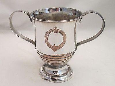 A Fine George III Old Sheffield Plate Loving Cup - c1780