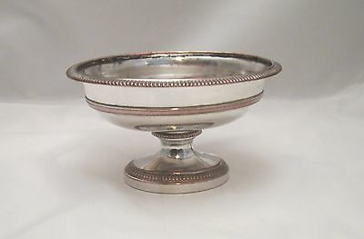 A Good Oval Old Sheffield Plated Comport / Dish - c1820