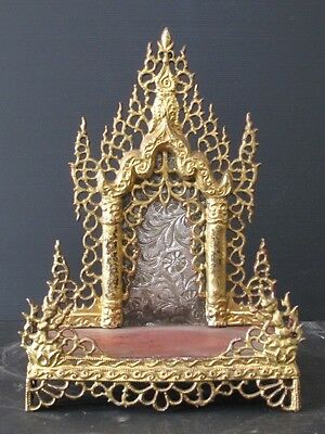 Antique Autel Display / Stand to Buddhas Burma