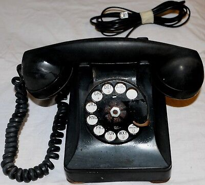 Telephone/Desk Working Antique ~1920s - 30s 12197  Vintage NORTHERN ELECTRIC