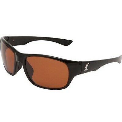 Vicious Vision PVICBKC Black Pro Series Sunglasses Copper