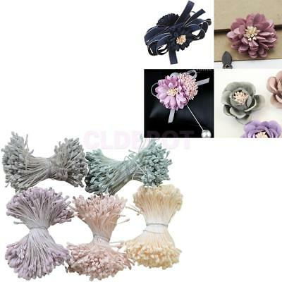 360x Flower Stamen Artificial DIY Wreath Scrapbooking Crafts Fake Flower Wedding