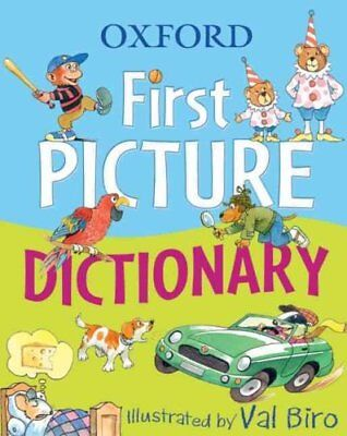 Oxford First Picture Dictionary 9780199119844 (Paperback, 2010)