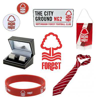 NOTTINGHAM FOREST FC - Official Football Club Merchandise (Gift, Xmas, Birthday)