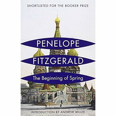 The Beginning of Spring (Flamingo) - Paperback NEW Fitzgerald, Pen 2014-01-30
