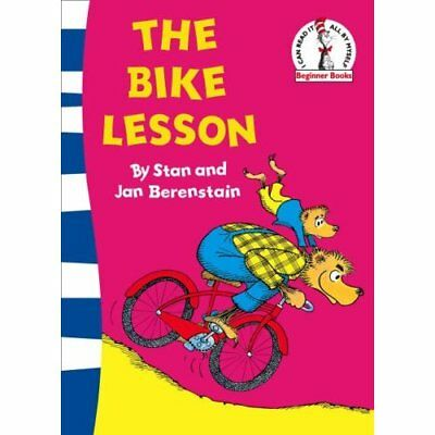 The Bike Lesson: Another Adventure of the Berenstain Be - Paperback NEW Berensta
