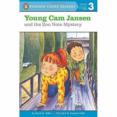 Young CAM Jansen & the Zoo Note Mystery - Paperback NEW Adler, David A. 2004-11