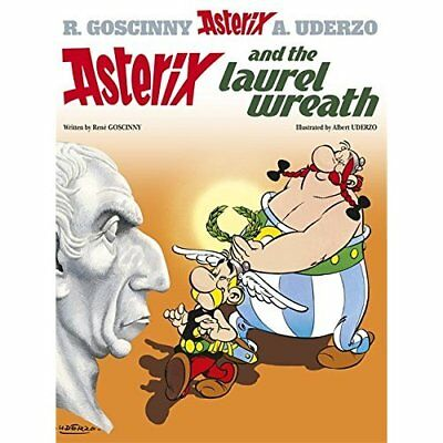 Asterix and the Laurel Wreath (Asterix (Orion Hardcover - Hardcover NEW Goscinny