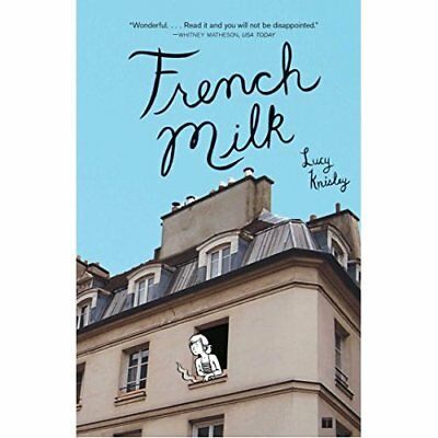French Milk - Paperback NEW Knisley, Lucy 2009-03-16