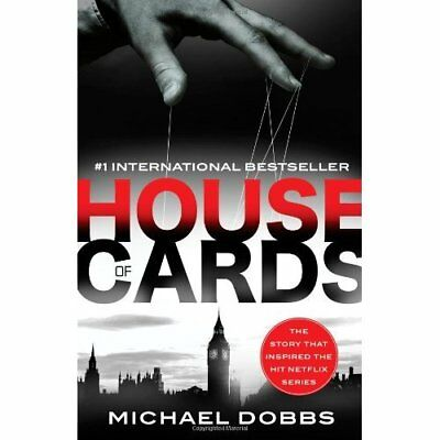 House of Cards - Paperback NEW Dobbs, Michael 2014-03-11