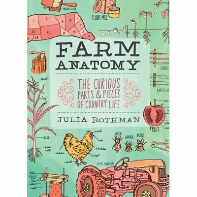 Farm Anatomy - Paperback NEW Rothman, Julia 2011-12-12