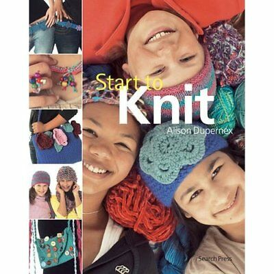 Start to Knit (Start to) - Paperback NEW Dupernex, Aliso 2008-10-18