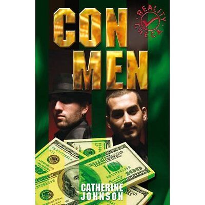 Con Men (Reality Check) - Paperback NEW Johnson, Cather 2009-08-19