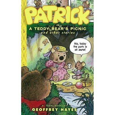 Patrick in a Teddy Bear's Picnic - Hardcover NEW Geoffrey Hayes 2012-06-14