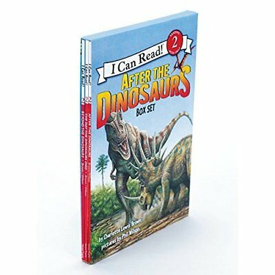 After the Dinosaurs Box Set: After the Dinosaurs, Beyon - Paperback NEW Charlott