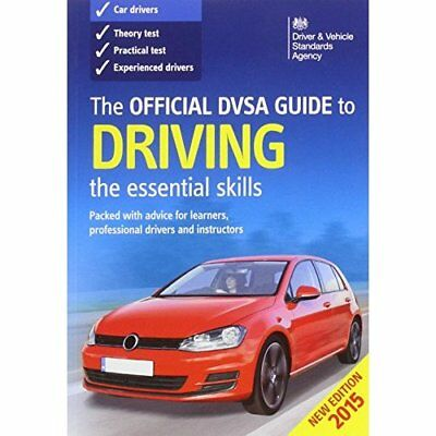 The Official DVSA Guide to Driving 2014: The Essential  - Paperback NEW Agency,
