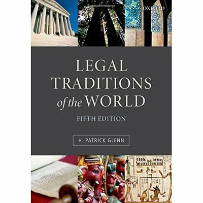 Legal Traditions of the World: Sustainable Diversity In - Paperback NEW H. Patri