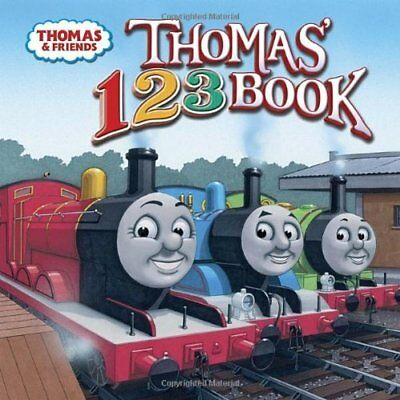 Thomas' 123 Book (Thomas & Friends) (Thomas & Friends - Paperback NEW Wilbert Ve