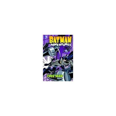 Batman Adventures: Free Man - Hardcover NEW Templeton, Ty 2012-08