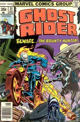 Ghost Rider (1st Series) #31 1978 VG/FN 5.0 Stock Image Low Grade