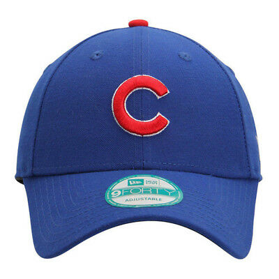 New Era 9forty Chicago Cubs Official League Curve Peak Baseball Hat Cap