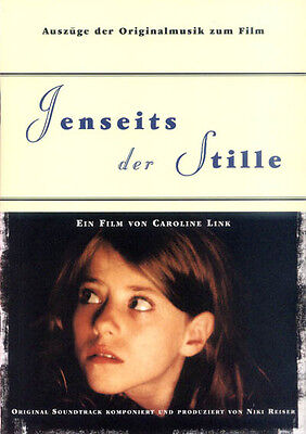 Jenseits der Stille Filmmusik Soundtrack Songbook Noten Bb Klarinette Klavier