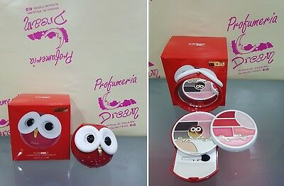 "Trousse PUPA OWL 3-GUFO (Make Up Kit-Coffret Maquillage) ROSSO N° 03 ""NEW"""