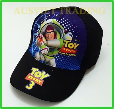 Toy Story Buzz Lightyear boys kids children Cap / Hat Brand new cotton