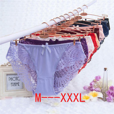 Plus Size Underwear Women Panties Briefs for Female hipster Underpant