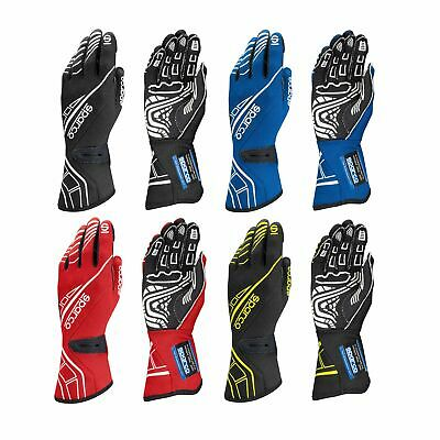 Sparco Lap RG-5 FIA Approved Race Racing Rally Car Gloves