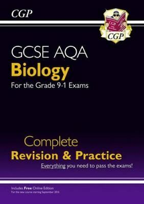 New Grade 9-1 GCSE Biology AQA Complete Revision & Practice wit... 9781782945833