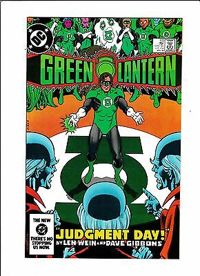 "Green Lantern No.172    : 1984 :    : ""Judgment Day!"" :"