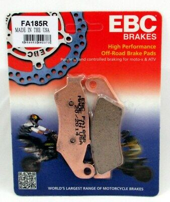 Ebc Sintered Front Brake Pads Beta Rr250 Enduro Racing 2T 2014 - Fa185R