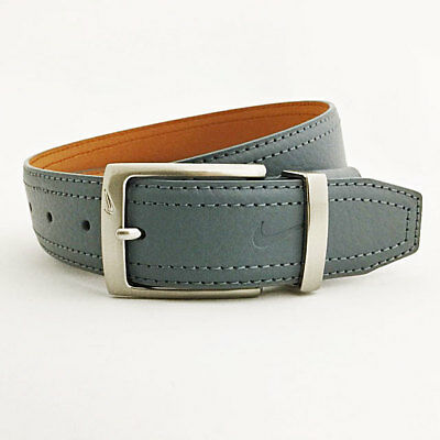 6e0b188fc9e NIKE GOLF MEN S G-Flex Pebble Grain Leather Belt Size W36 (Fits 34 ...