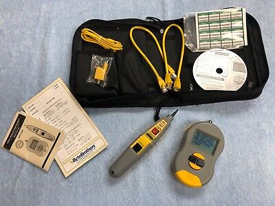 Byte Brothers RWC1000 CAT5 CAT5e CAT6 Cable Verifier  Real World Certifier