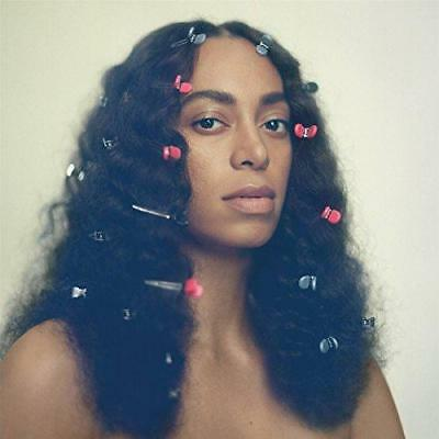 Solange - A Seat At The Table - Red (NEW 2 VINYL LP)