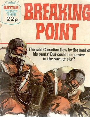 1981 No 1495 W33472  Battle Picture Library  BREAKING POINT