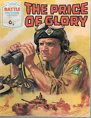 1973 No 770 33443 Battle Picture Library  THE PRICE OF GLORY