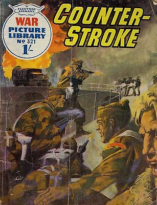 1966 No 321 W35066 War Picture Library  COUNTER STROKE